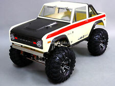 RC Truck 1/10 Gmade FORD BRONCO 4X4 Rock Crawler 2.2   -RTR-