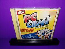 Manhattan PC Clean Advanced Formula CD ROM Laser Lens Cleaner Brand New B459