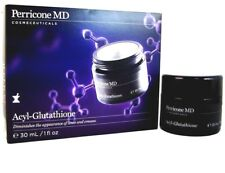 PERRICONE MD ACYL-GLUTATHIONE FACE CREAM CREASE RELEASE 1 OZ FULL SIZE! BOXED!