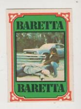 Monty Gum trading card 1978 TV Series: Baretta #23