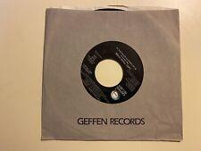 "Pat Metheny Group Last Train Home / same 7"" 45 rpm Geffen 1987 DJ PROMO EX"