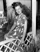 OLD CBS RADIO PHOTO Virginia Simms of the The Bob Burns Show 1940s 3