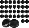 """32 Pack Of 1.5"""" Patio Furniture Glides Feet Caps For Wrought Iron Outdoor Furnit"""