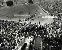 MLB April 14 1969 Home Opener Montreal Expos Jarry Park 8 X 10 Photo Free Ship