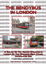 More details for the bendybus in london, dvd of the london mercedes-benz citaro articulated bus