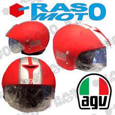 Casco AGV Bali Trendy E2205 Multi Rosso e Argento taglia L