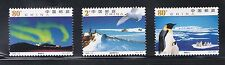 China 2002-15 Landscapes of Antarctic ��风光,Complete 3V mnh
