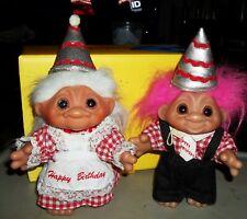 Norfin Trolls Birthday Couple