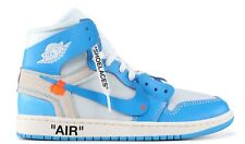 Off-White x Air Jordan 1 Retro High 'UNC'