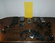 Lot of 5 Used Phones Samsung Lg-K450 Galaxy Exhibit Nokia Htc & Extra Chargers