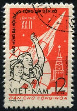 North Vietnam 1961 SG#N184, 22nd Communist Party Congress Used #D35472