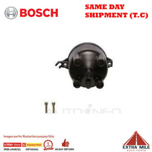 Bosch Distributor Cap For Ford Festiva/leser 1985 - 1994 1.3L Sohc