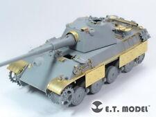 PE para la segunda guerra mundial alemán Panther II, E35-117 1:35 etmodel
