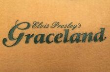 Rare Elvis Presley Graceland Memorabilia - Stuffed Graceland WOW!!! AWESOME!!!