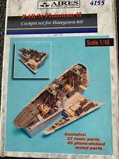 Aires 1/48 McDonnell F-4B/N Phantom II cabina Set para Academia Kit # 4580