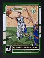 2015-16 Donruss Assists #156 Michael Carter-Williams /67 - NM-MT