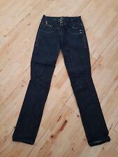 River Island Dark Blue Indigo Skinny Jeans Petite 6s (Package 2)