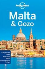 Lonely Planet Malta Travel Guides in English