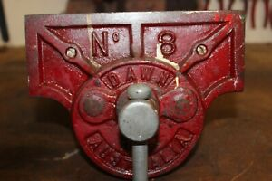 Dawn No8 Under Bench Woodworking Vice Australian Made