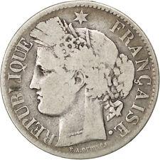 Monnaies, IIème République, 2 Francs Cérès 1850 BB, KM 760.2 #82713
