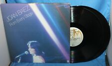 """JOAN BAEZ FROM EVERY STAGE DOUBLE ALBUM 12"""" LP A&M RECORDS 1976 SP-3704"""