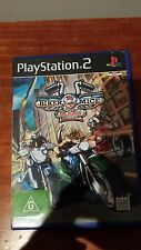 Biker Mice From Mars (Sony Playstation 2, PS2) Rare Complete PAL Retro Game