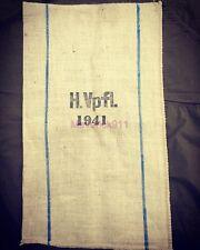 WW2 German  Cloth Bag  ( Repro )