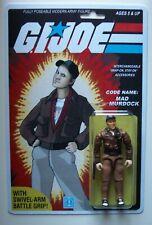 Custom Made Mad Murdock A-Team 3 3/4 Gi Joe Vintage Style Arah Action Figure