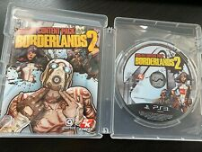 BORDERLANDS 2 ADD ON CONTENT PACK PS3 PLAYSTATION 3 AUS PAL Missing Cover