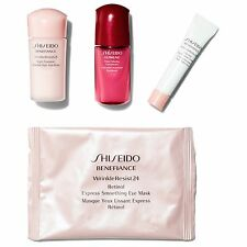 Sephora Beauty VIB Insider Set - Shiseido Skincare Must Haves (Travel Size)