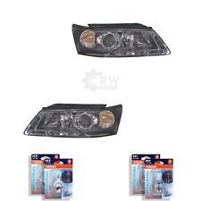 Scheinwerfer Set für Hyundai SONATA V NF 01.05- H7/H1 inkl. OSRAM