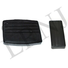 LAND ROVER DISCOVERY 1 94-98 AUTOMATIC BRAKE PEDAL PAD & ACCELERATOR PEDAL COVER