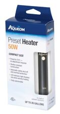 Aqueon Fully Submersible Tropical Aquarium Preset Heater 50 Watt