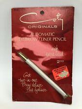 Vintage Coty Originals Automatic Eyebrow Blue Eye Liner Pencil