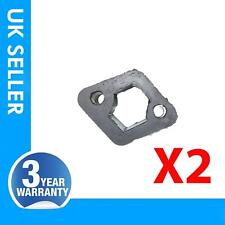 2X Rear Exhaust Pipe Support Pad Exhaust Mounting Rubber FOR Xsara 0250401007