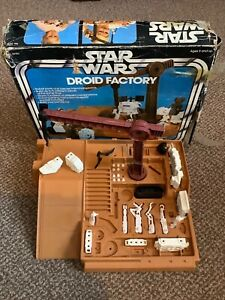vintage star wars droid factory-kenner-boxed-rare