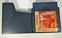 Indiana Jones and the Temple of Doom TENGEN - Authentic Nintendo NES Game