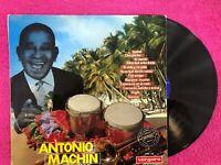 ANTONIO MACHIN LP VINILO VERGARA BESAME MUCHO DOS PERLAS SOMOS FIEL AMIGO ...