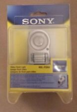 New Sealed SONY Original Camcorder Flash & Video Light (HVL-FDH4) FREE SHIPPING