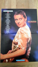 LISA STANSFIELD 'Right Time' lyrics Centerfold magazine POSTER  17x11 inches