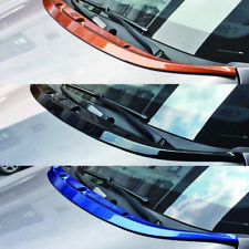 Painted For Toyota CHR C-HR SUV Front Bonnet Hood Fin Lip Spoiler 2018 ABS NEW