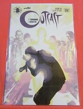 OUTCAST #25 -  Light of Day - bagged & boarded..!!