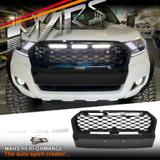 Raptor Mesh LED Light Style Bumper Bar Grill for Ford Ranger PX MK2 & WildTrak