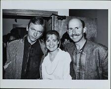 John Hemphill, Bonnie Hunt, Don Lake ORIGINAL PHOTO HOLLYWOOD Candid