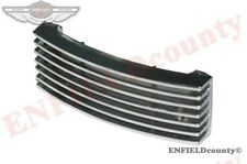 NEW CHROME PLATED HORN CAST GRILL GRILLE FOR VESPA LML EFL PX EFL STAR @ECs