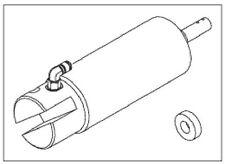 ADEC Lift Cylinder Kit - RPI Part #ADC176 - OEM Part #61-1287-00