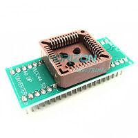 5PCS Universal Converter PLCC44 to DIP40 EZ Programmer Adapter Socket