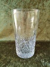 "Collectible Crystal - Wedgwood ""Majesty"" Hi Ball Glass"