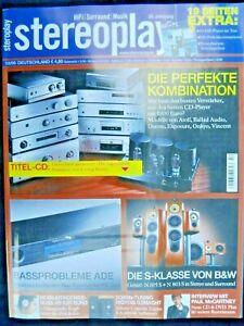 STEREOPLAY 10/05,mit CD,UNGESPIELT,DYNAUDIO N 805 803S,DALI IKON 6,VELODYNE SMS1