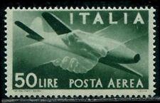 Lot N°6444a Italie Poste Aérienne N°120 Neuf ** LUXE